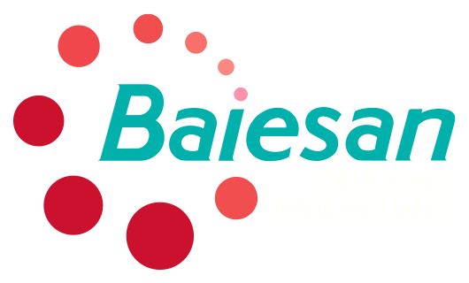 Baiesan productora audiovisual logotipo